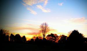 Feb 2012 Sun Rise
