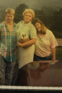 My Brother Scott, Mom,and I