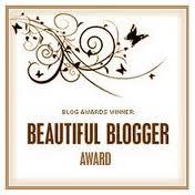 Beautiful Blog Award