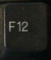 F12 - SaveAs