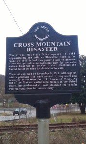 Briceville Coal Creek Cross Mountain Disaster