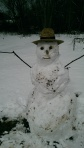 Nick's Snowman
