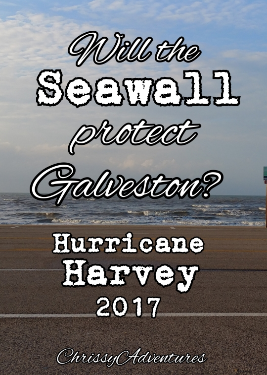 Will the Seawall protect Galveston?