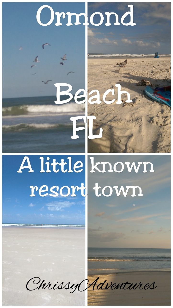 Ormond beach - ChrissyAdventures