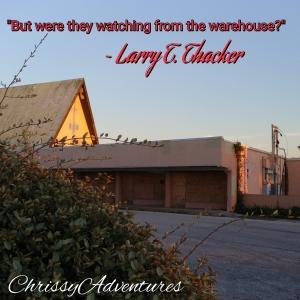 Always There - LarryT.Thacker