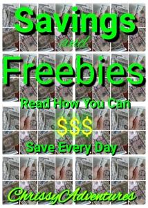 Saving Money with ChrissyAdventures