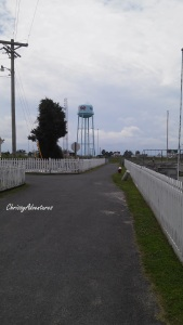 Streets of Tangier Island