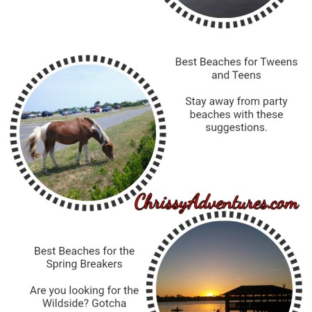 Best Beaches for Vacation ChrissyAdventures