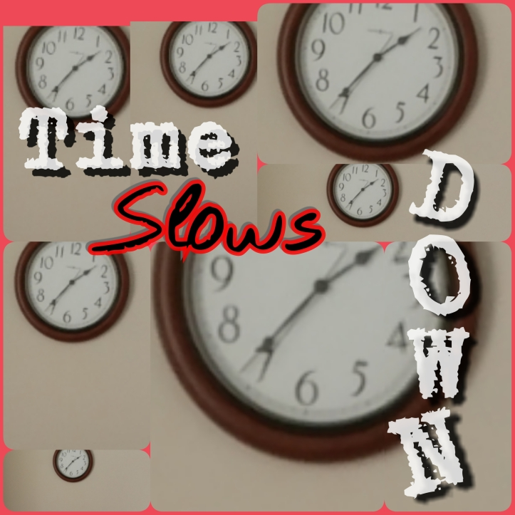 Time slows down while grieving