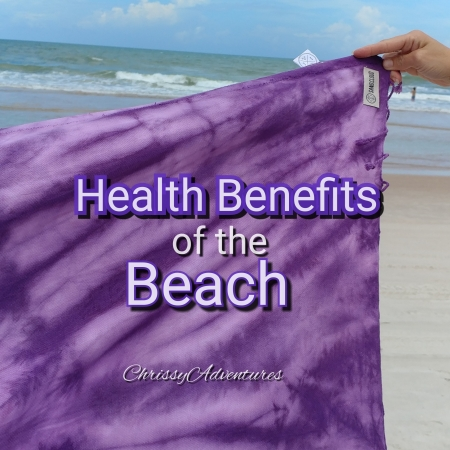 Health Benefits of the Beach