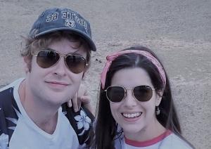 Emma and David of TeamThomasTravels