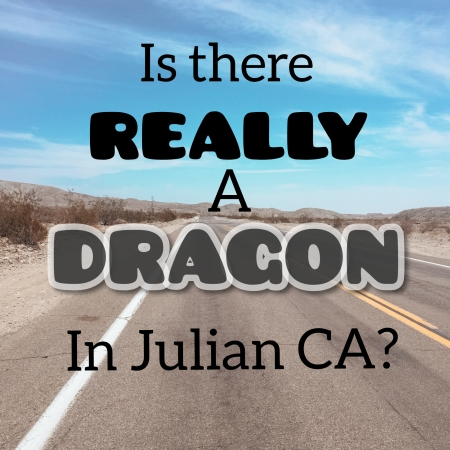 Is there really a dragon in CA?