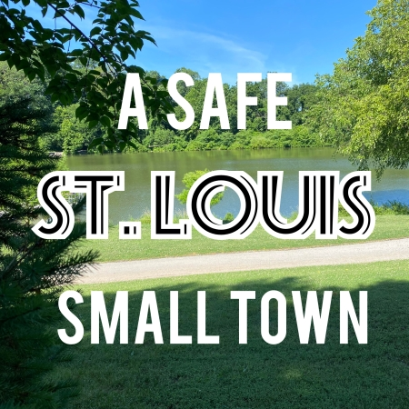 Small town in St Louis