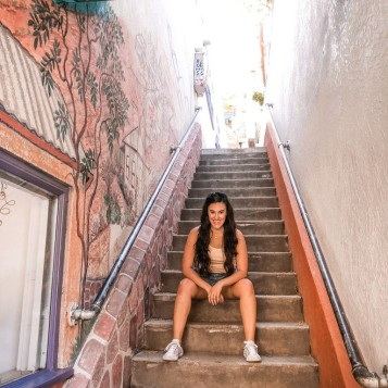 Bisbee AR Steps