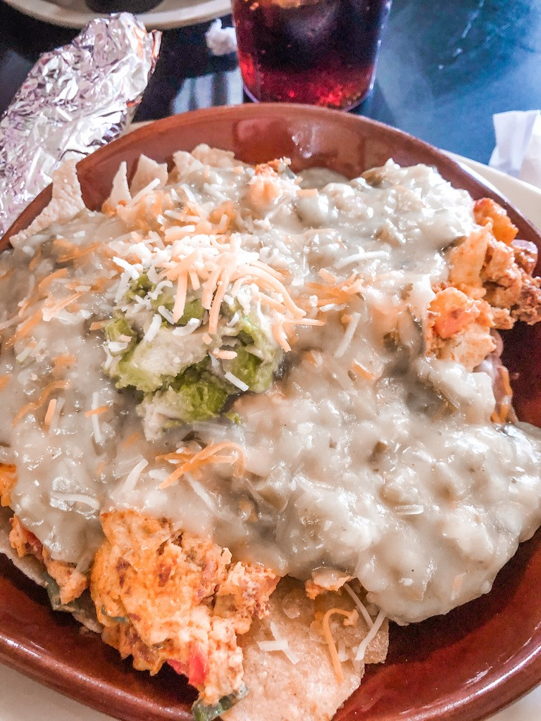 Bisbee Breakfast Club - Chorizo Ranchero Skillet