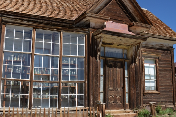 Bodie, CA a Ghost town - Courtesy of Kevin Paulson of Huntinglife.com