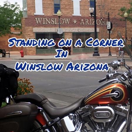 Take it Easy Winslow Arizona