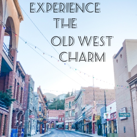 Old West Charm Bisbee Arizona