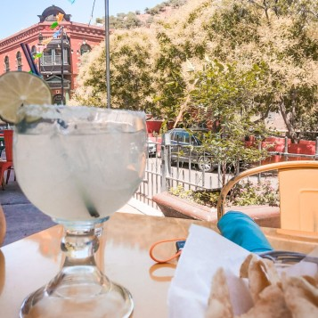 Santiagos in Bisbee AR - Courtesy of Savanna of Swift and Savvy